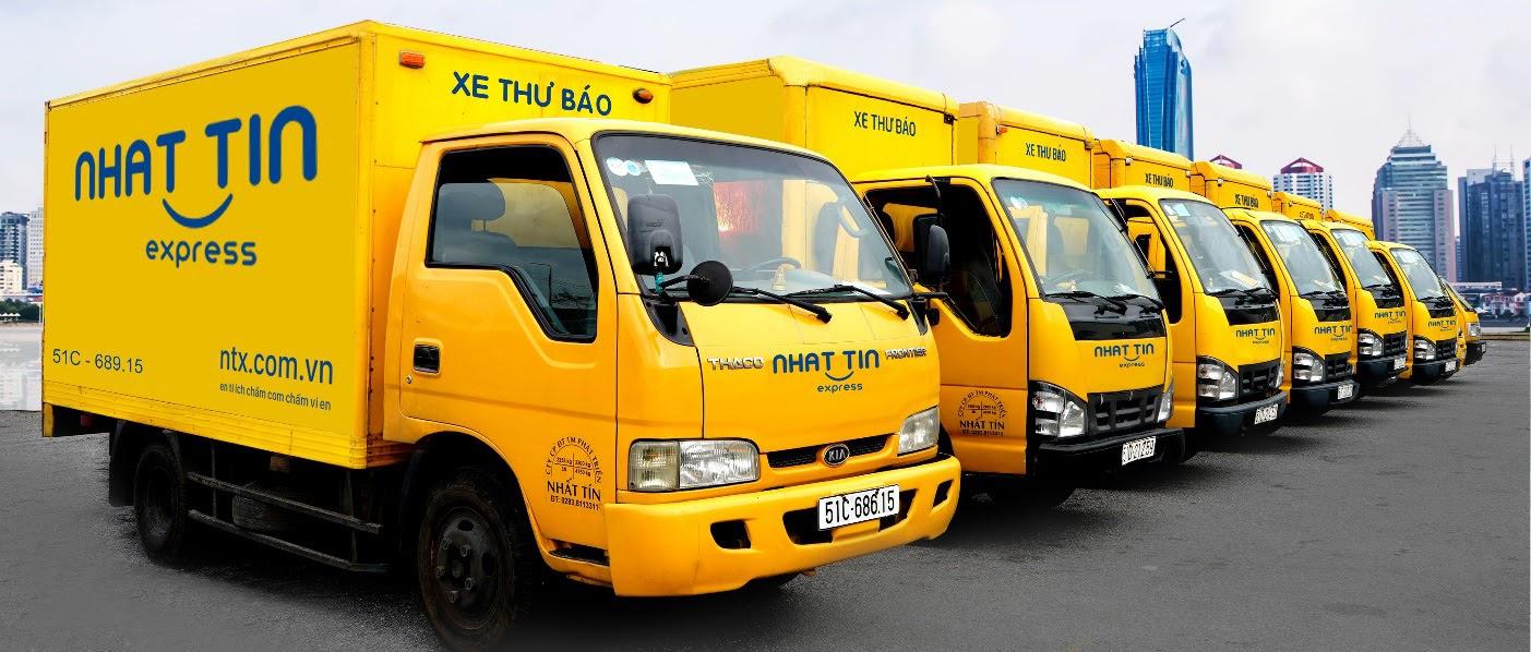 phí ship COD Hà Nội Sài Gòn của NTX - Nhất Tín Express