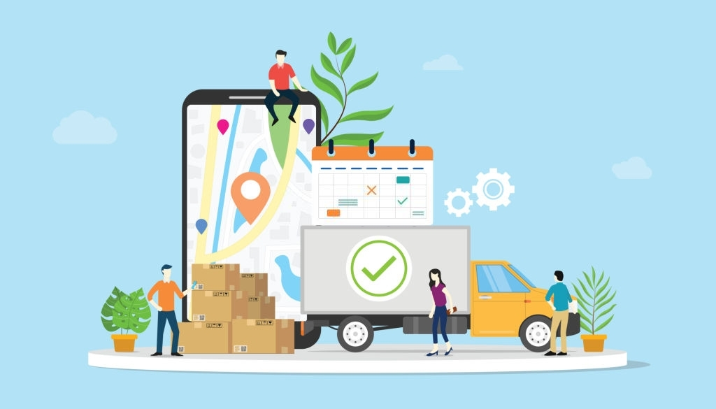 chọn đơn vị giao hàng uy tín cho shop bán hàng online miễn phí thu hộ giúp chủ shop tiết kiệm chi phí