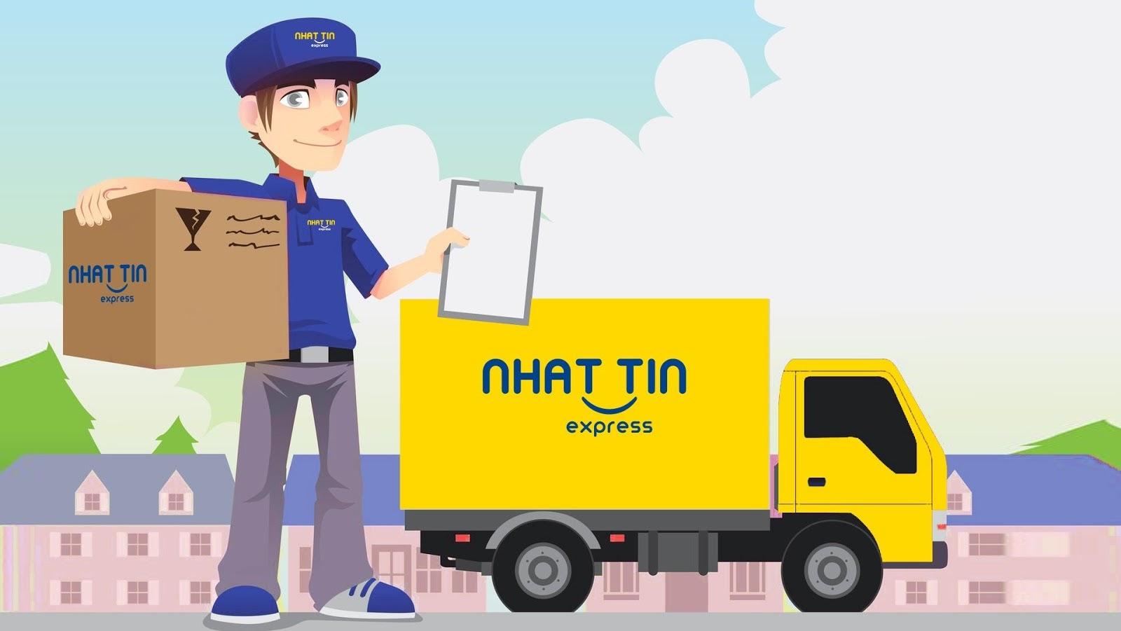 cách ghi thông tin gửi hàng dịch vụ chuyển phát nhanh NTX - Nhất Tín Express