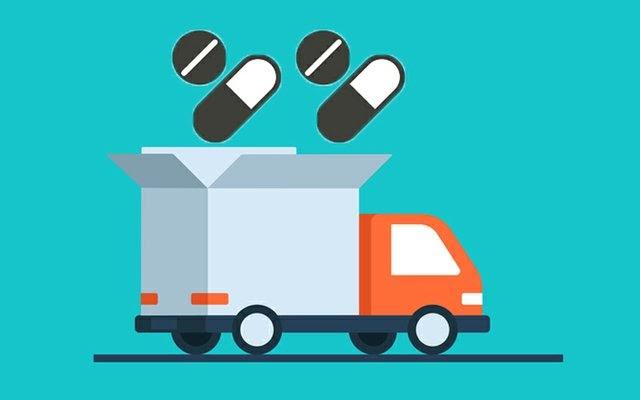 Gửi chuyển phát nhanh trong nước các loại hàng hóa dược phẩm bằng phương tiện nào?