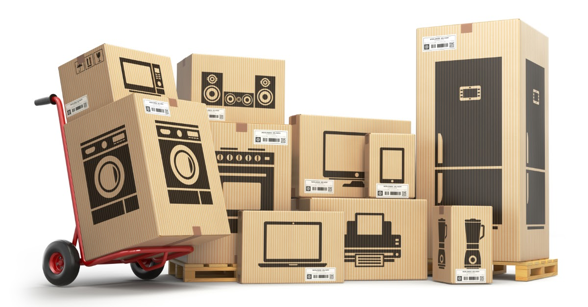 Dịch vụ chuyển phát nhanh trong ngày đối với hàng hóa cồng kềnh