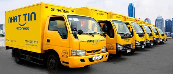 giao hàng giá rẻ tại hà nội NTX - Nhất Tín Express