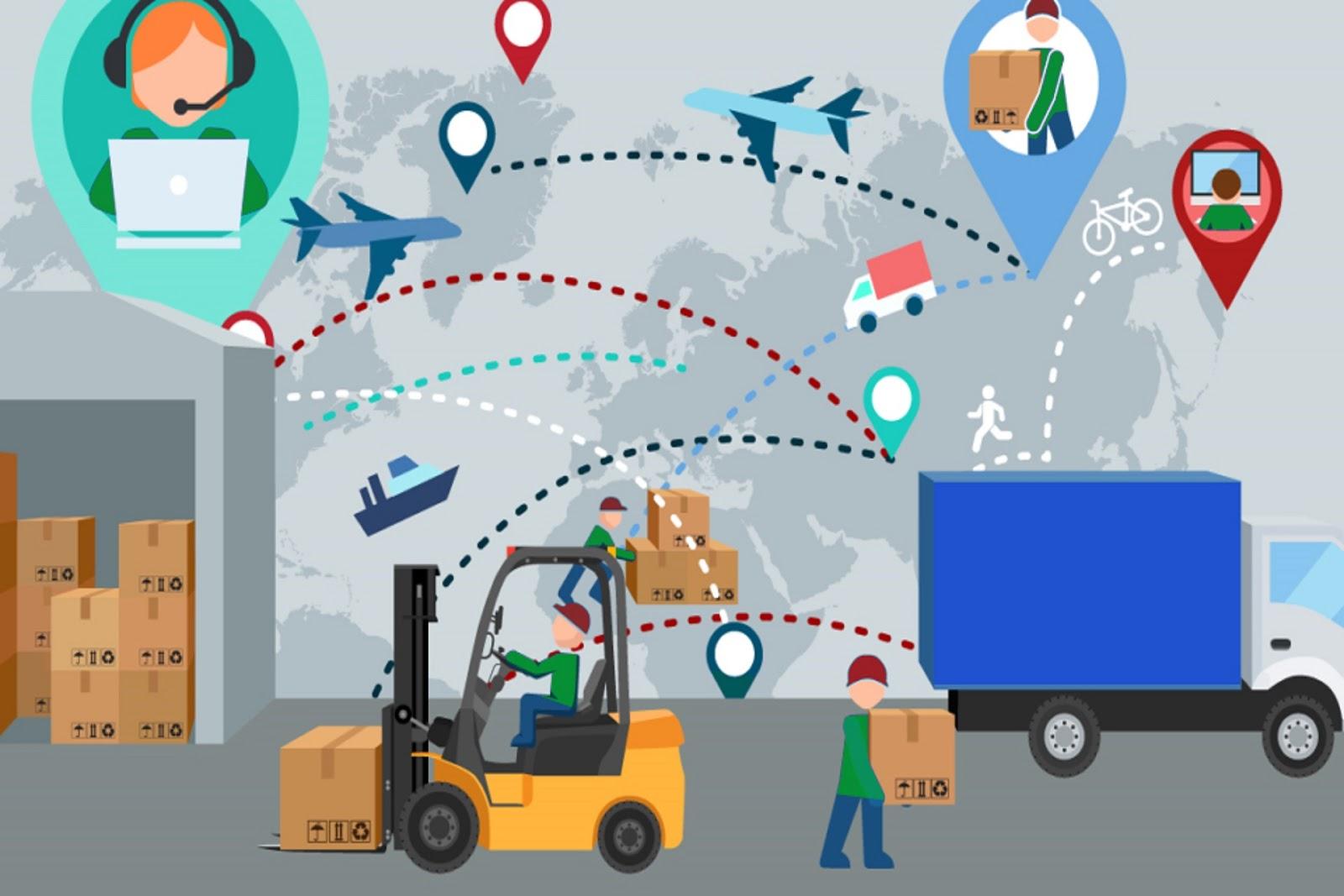 Theo dõi hành trình từ đơn vị giao hàng nhanhvà xử lý nhanh nếu có vấn đề