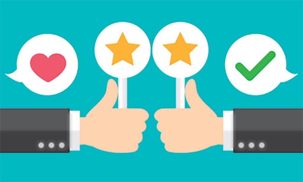 Sự hài lòng với đơn vị giao hàng nhanhcủa khách hàng gồm những tiêu chí gì?