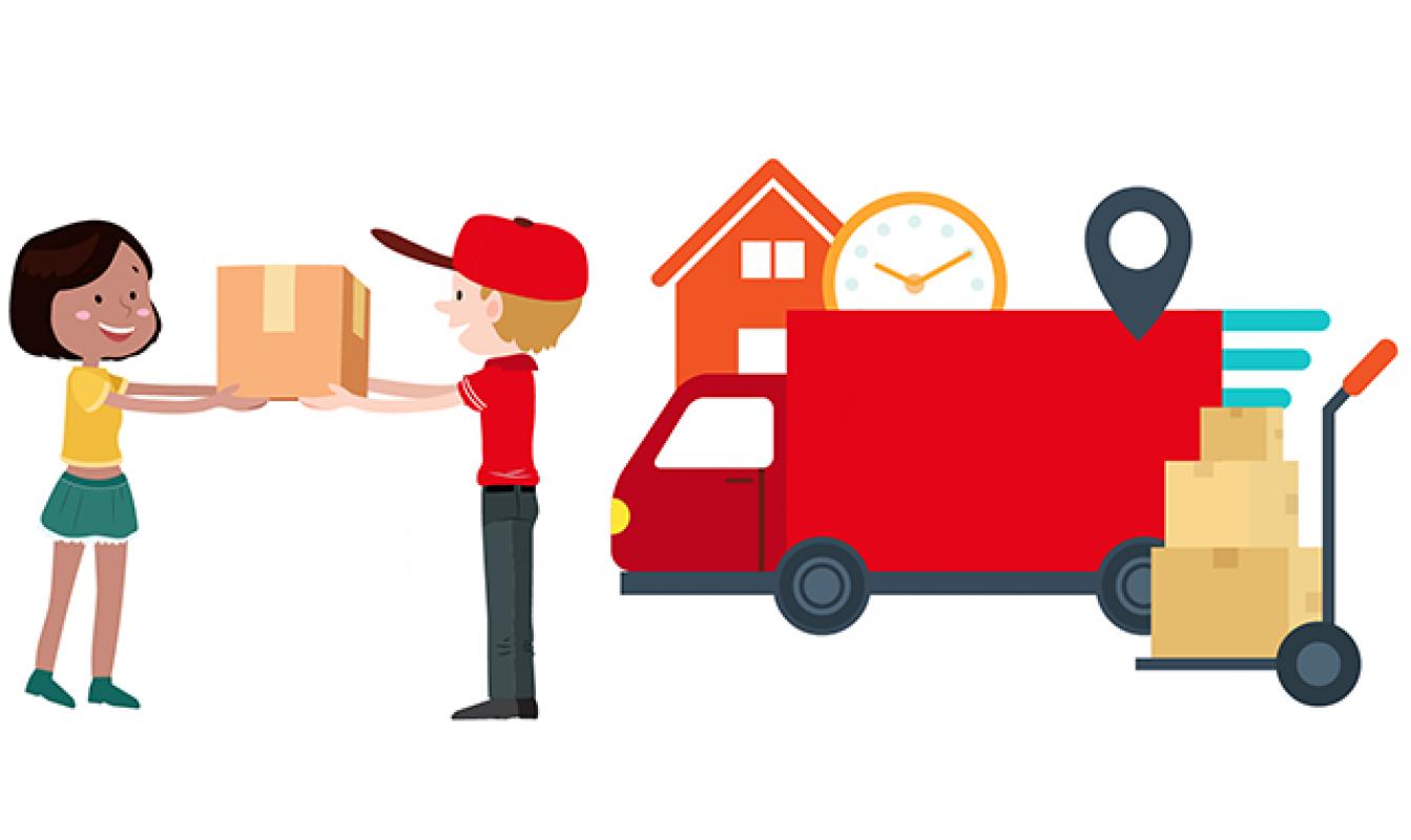 Đơn vị giao hàng nhanh cần thống nhất thời gian ship hàng với người nhận