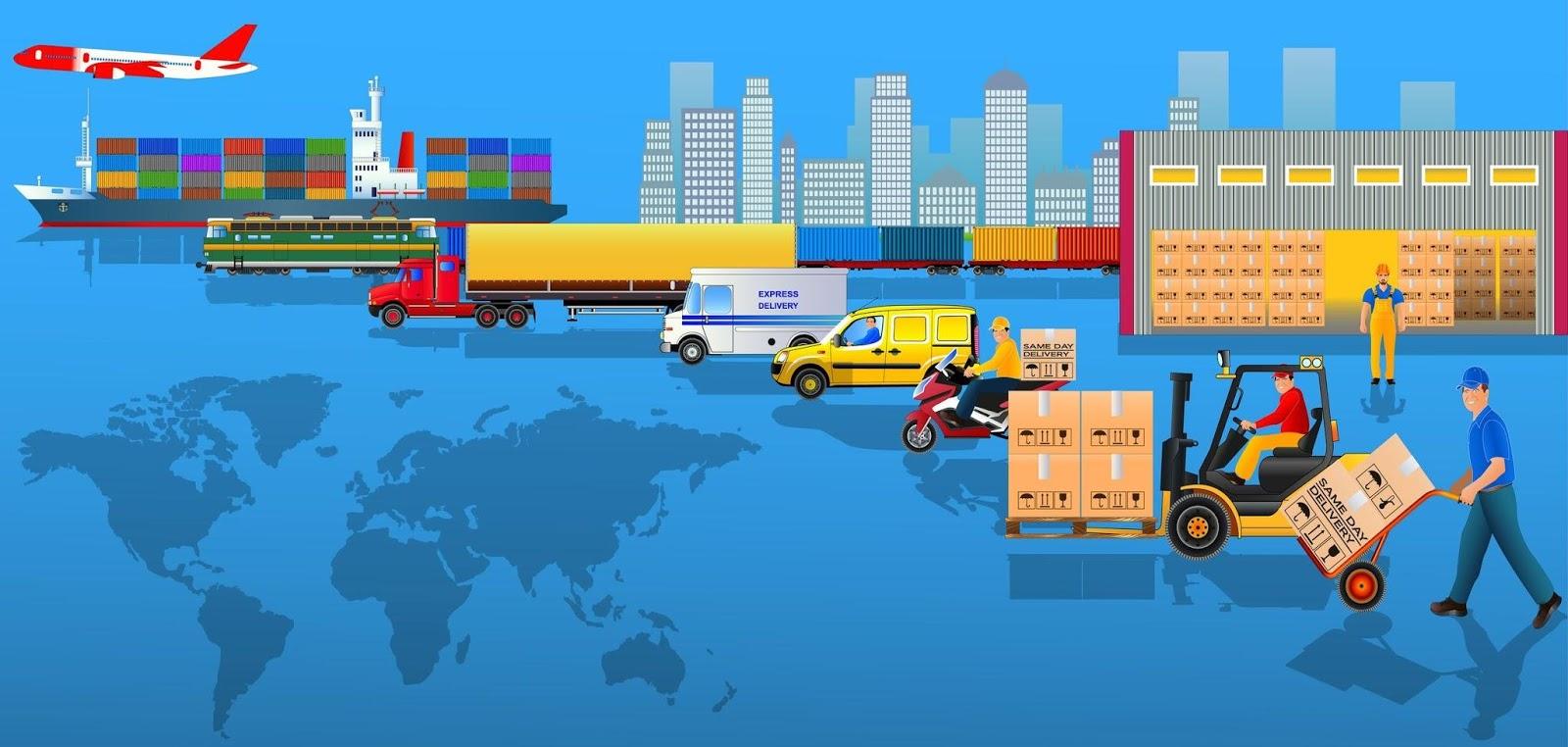 gửi chuyển phát nhanh ở đâu TPHCM - đơn vị giao hàng nhanh