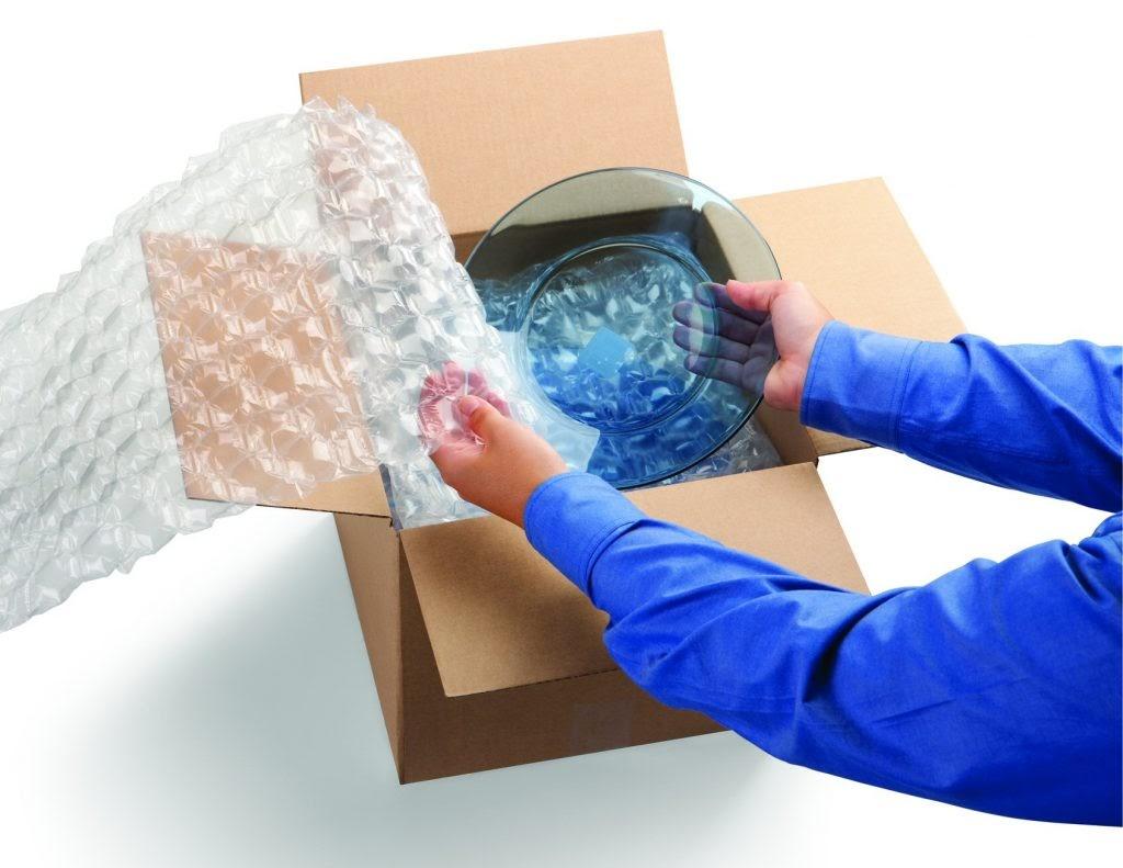 Dịch vụ giao hàng cần đảm bảo quy cách đóng gói hàng hóa giá trị cao