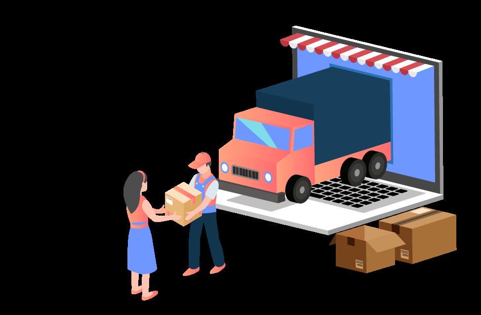 Gửi hàng nhanh chóng nhờ dịch vụ vận chuyển uy tín