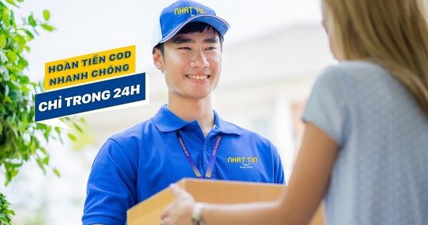 phí ship COD Hà Nội Sài Gòn NTX - Nhất Tín Express