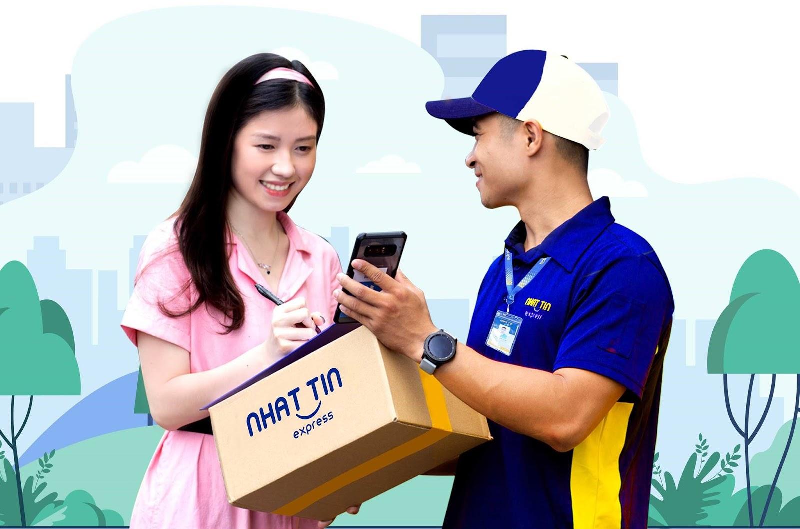 Tầm quan trọng của thái độ nhân viên giao hàng nhanh