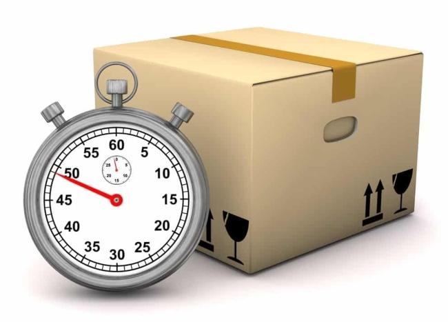 kiểm soát tối ưu thời giao giao hàng qua app ship hàng