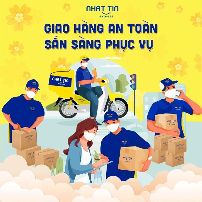 NTX - Nhất Tín Express đơn vị gửi hàng Hà Nội Sài Gòn uy tín tận tâm