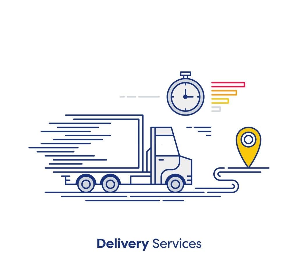 Yếu tố ảnh hướng đến sự khác biệt giuwxc các dịch vụ vận chuyển hàng hóa của các đơn vị vận chuyển