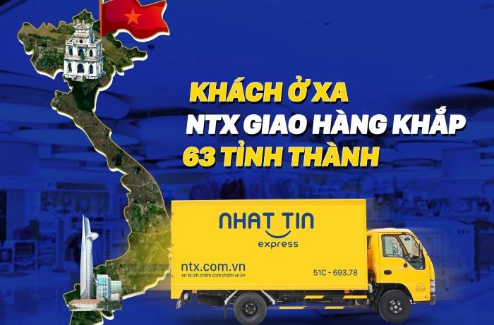 Dịch vụ gửi hàng nhanh chóng, tiết kiệm, uy tín NTX - Cách ship hàng cho khách khi bán hàng online