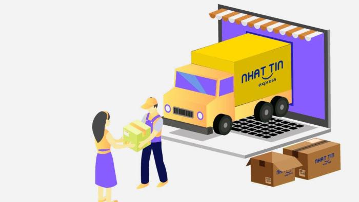 Sử dụng Dịch vụ gửi hàng cách ship hàng cho khách khi bán hàng online