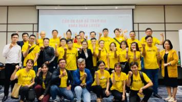 Chương trình huấn luyện: Phát triển Năng lực Quản lý - CN Hồ Chí Minh